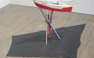 Beeldend kunstenaar Henk Visch exposeert in Museum Boxtel