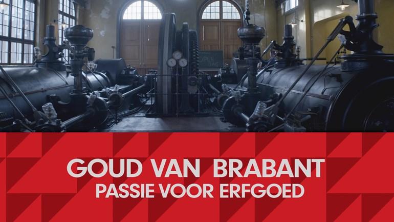 Willem van Vossen in Goud van Brabant Passie voor Erfgoed