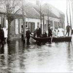 Overstroming Fellenoord
